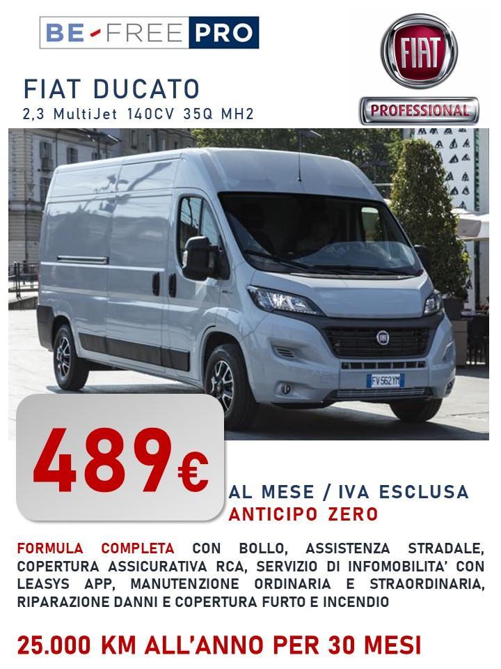 Fiat TALENTO furgone - canone di noleggio a partire da 435 euro/mese senza anticipo Bollo immatricolazione assicurazione RCA Kasco Manutenzione tagliandi