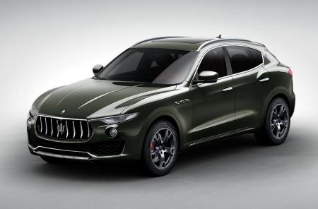 Maserati Levante noleggio a lungo termine
