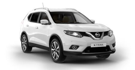 Nissan X-Trail noleggio lungo termine