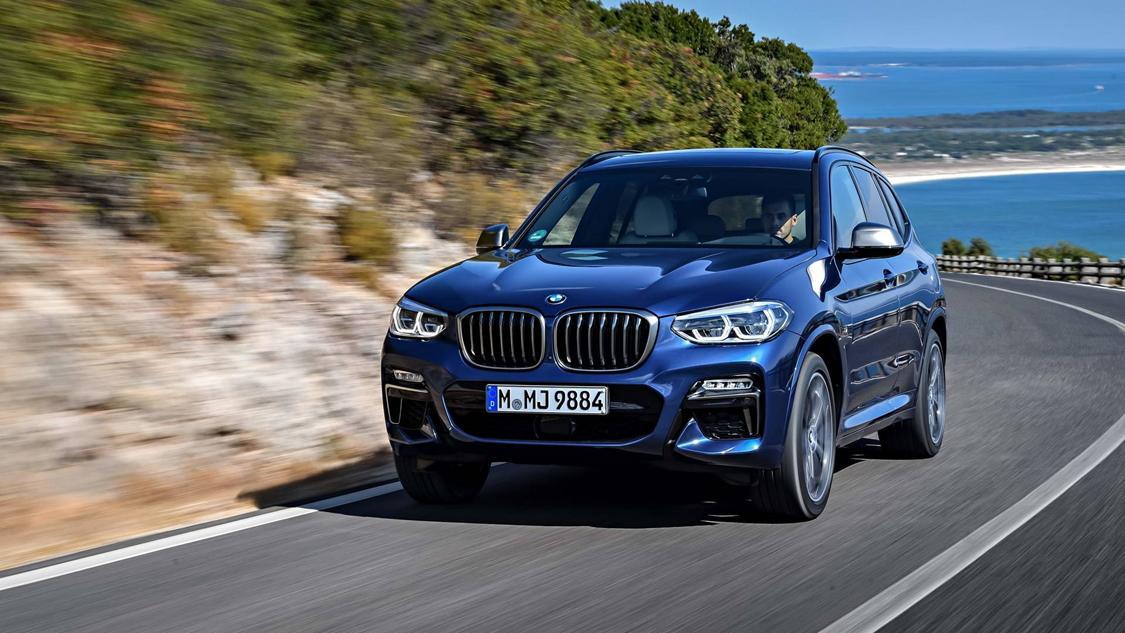 BMW X3 offerta noleggio