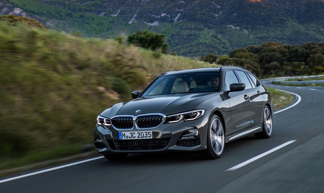 BMW serie 3 318d offerta noleggio