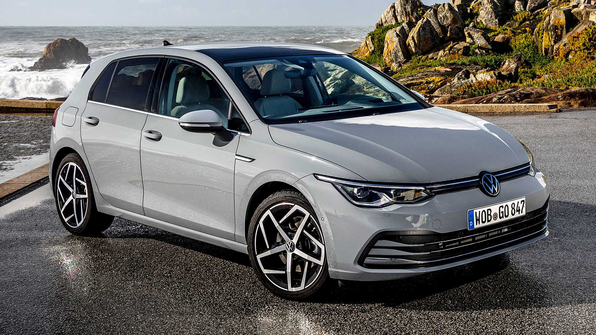 Volkswagen GOLF hybid automatica - 349 euro IVA inclusa
